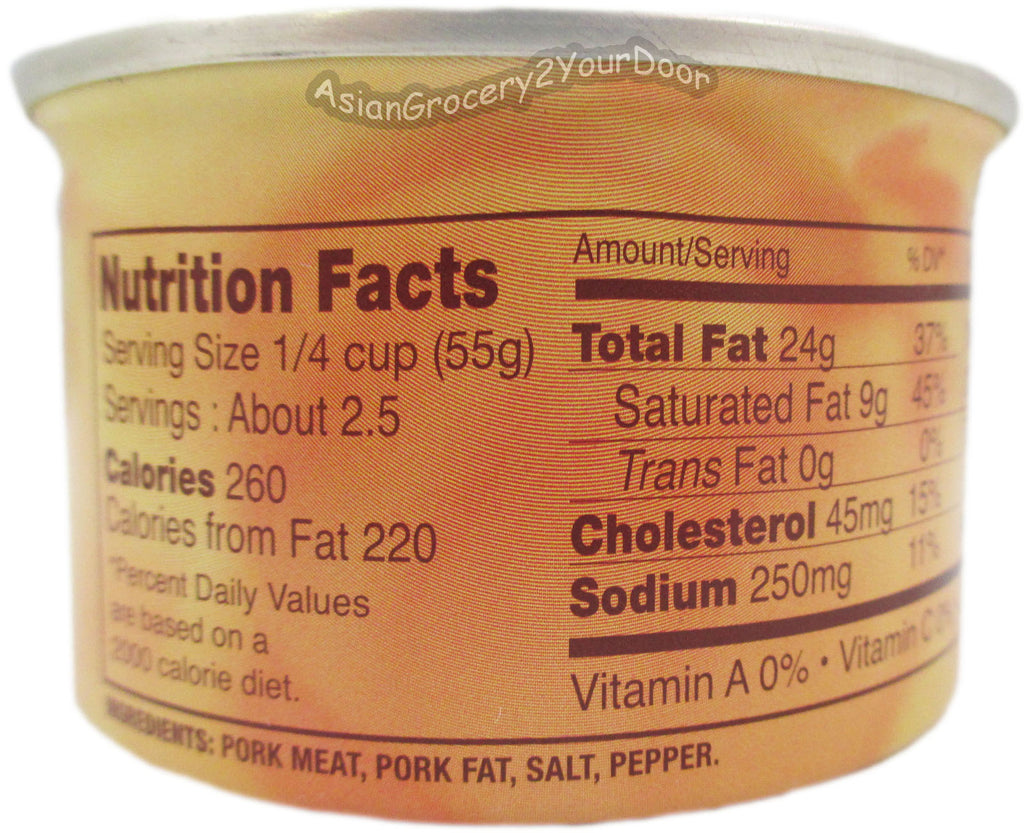 Henaff - Rillettes French Pork Pate Spread - 4.5 oz / 127 g - Asiangrocery2yourdoor