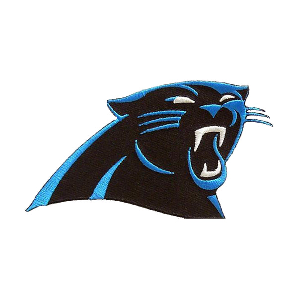 best website 56da6 c32b5 NFL Carolina Panthers Team logo Iron On Patch