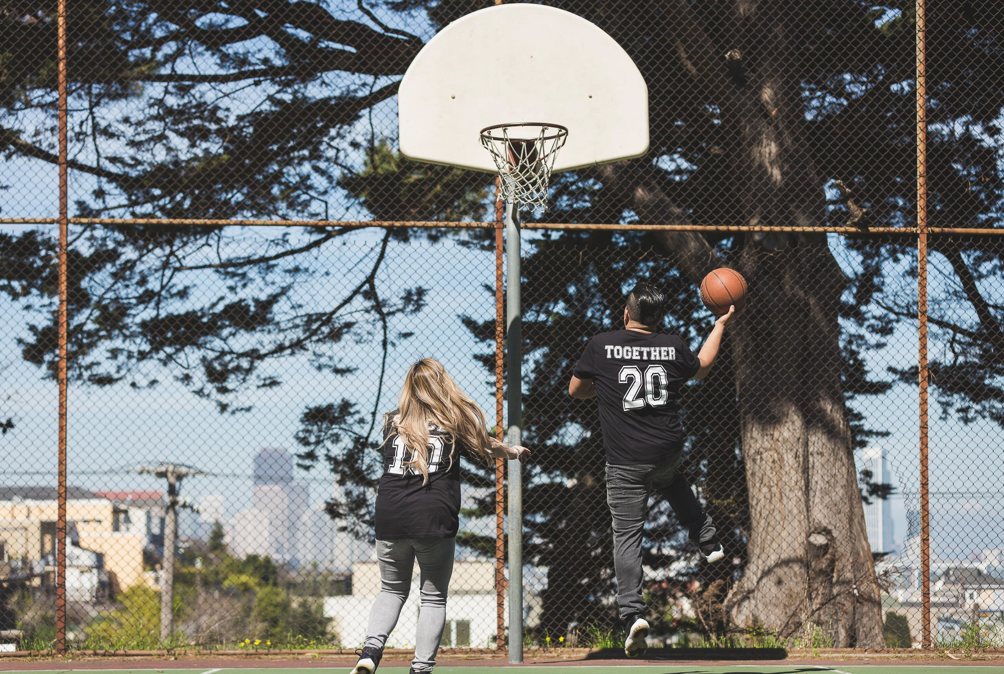 SAN FRANCISCO, CA | Those who Play Together Stay Together