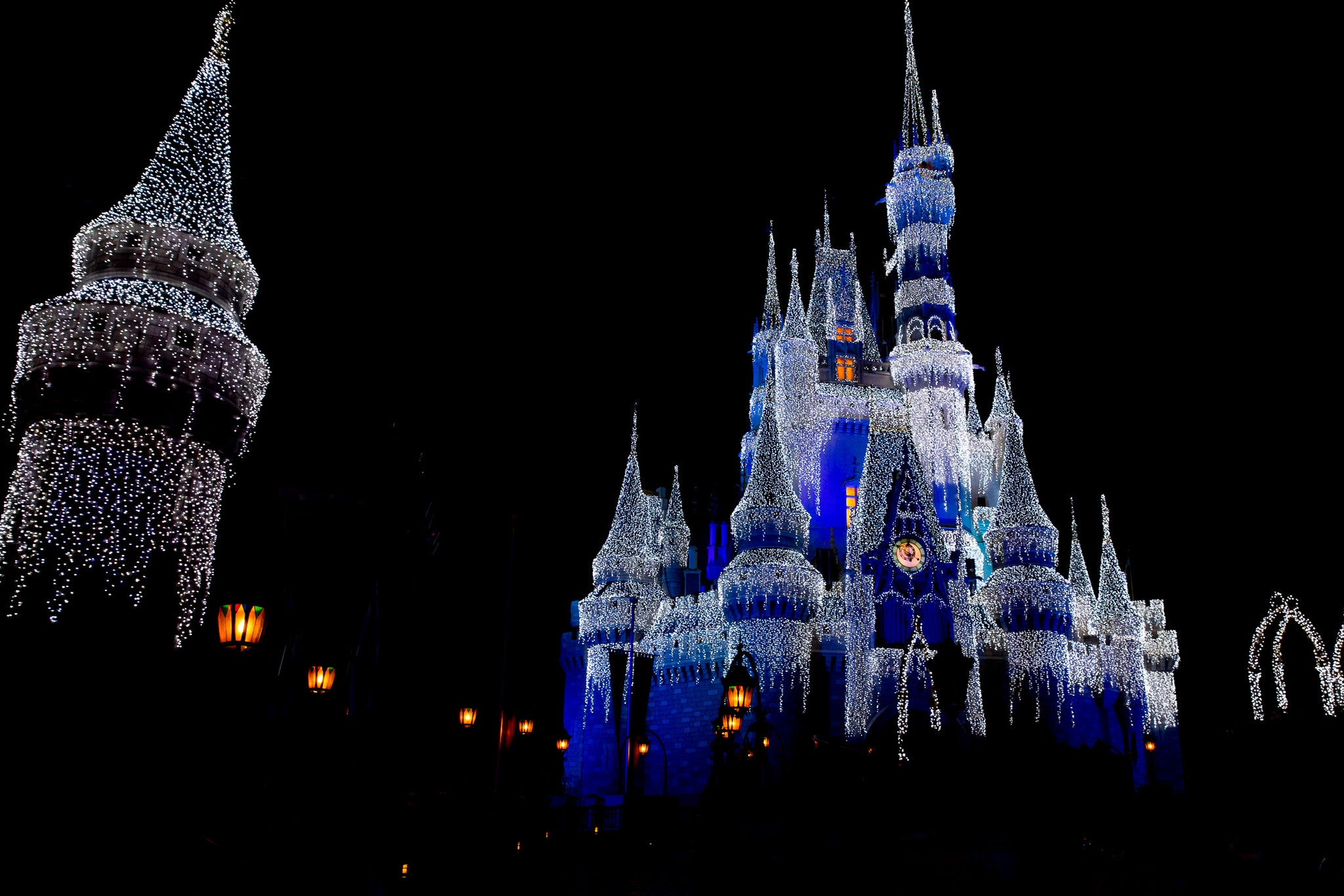 Disney World Orlando Florida, Mickey's Very Merry Christmas Party