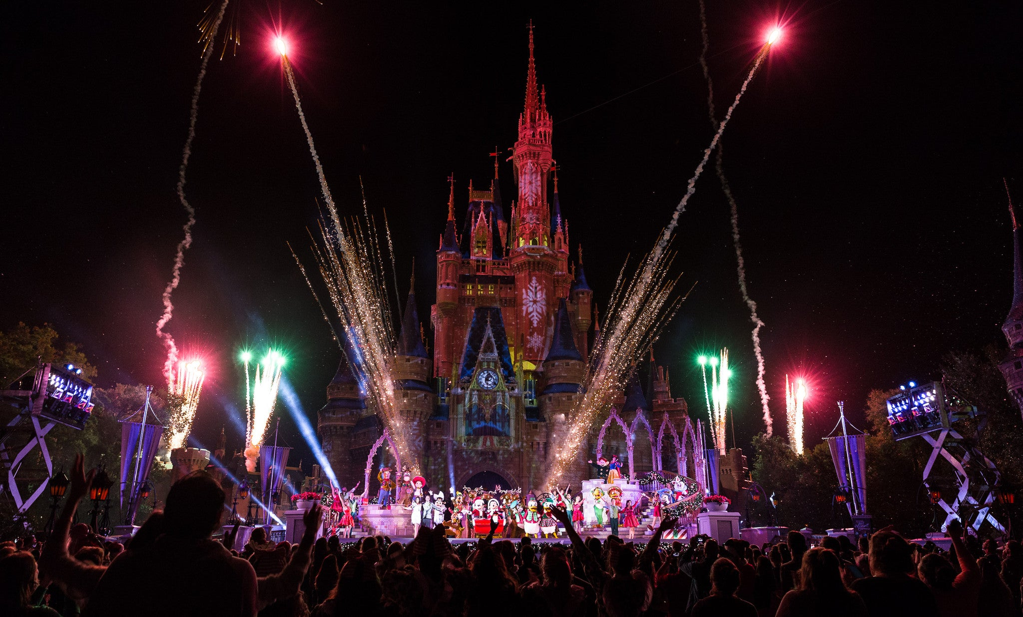 Disney World, Mickey's Very Merry Christmas Party