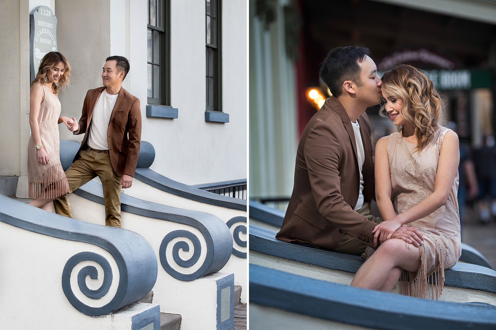 Downtown Old Sacramento | Vivian & Lees