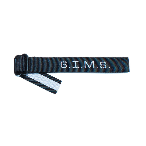 God Is My Source G.I.M.S. Bracelet Black/White - Accessories God Is My Source