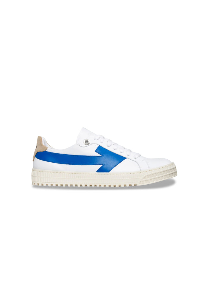 Arrow Sneakers - White/Blue