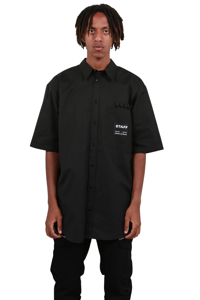 Staff Shirt - Black