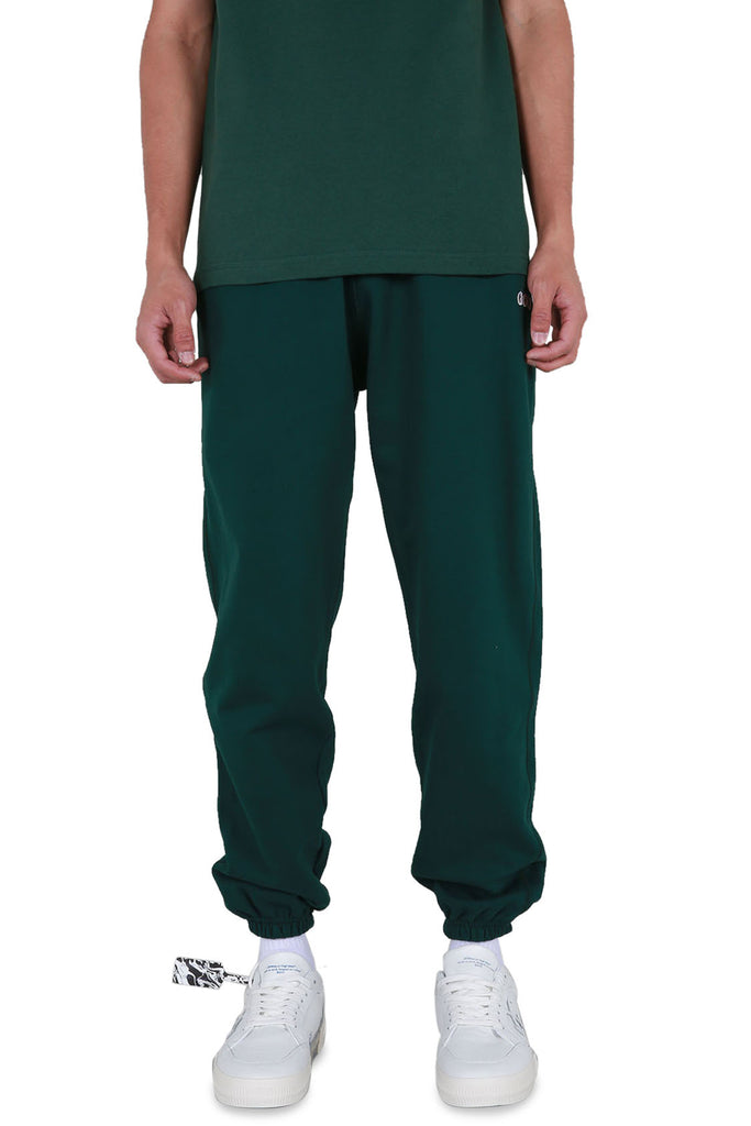 Golf 3D 2 Tone Logo Sweatpants - Forrest Green