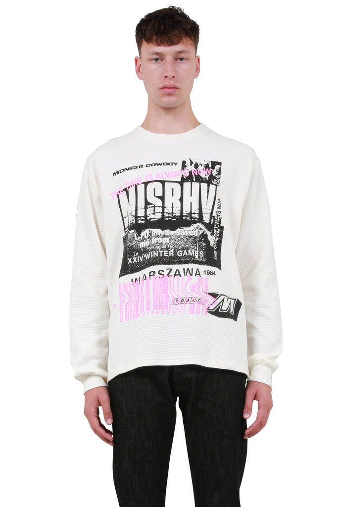Entropy Longsleeve - Off-White