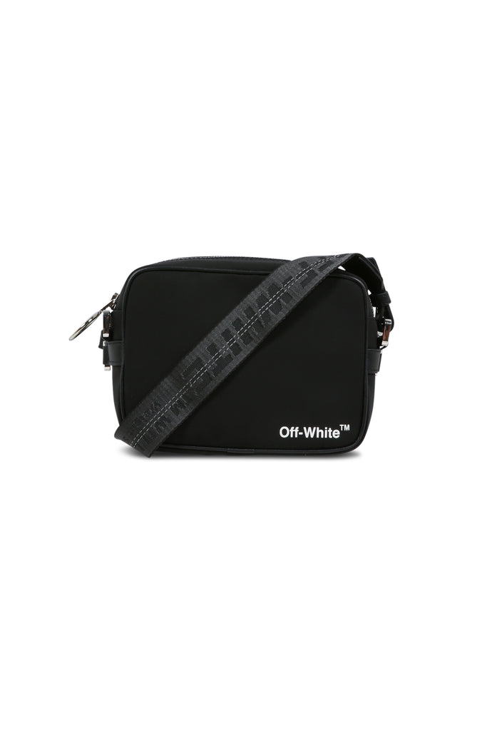 Crossbody Bag - Black/White