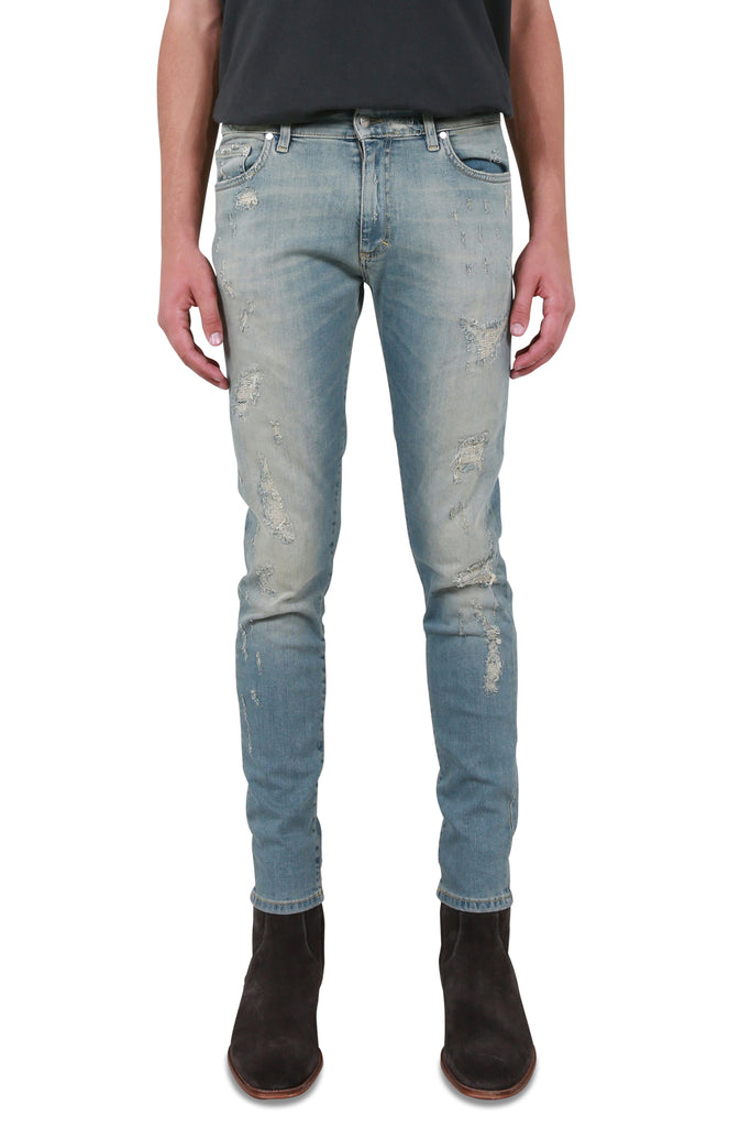 Repairer Denim - Pale