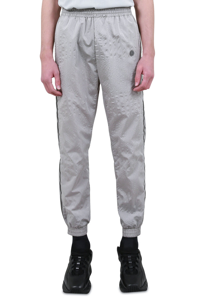 Tech Track Trousers - Croc Grey