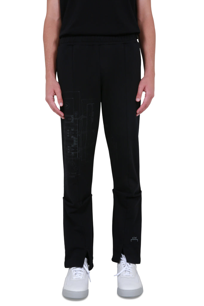 Blueprint Pants - Black