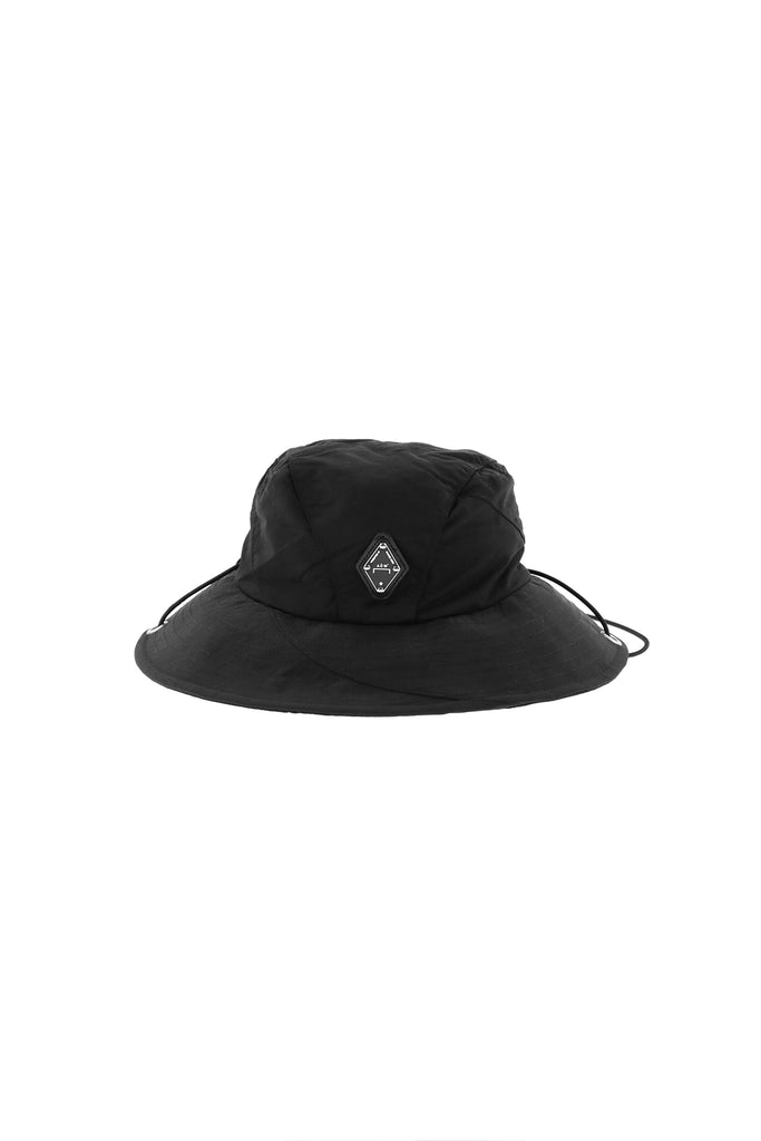 Curved Panel Drawcord Bucket Hat