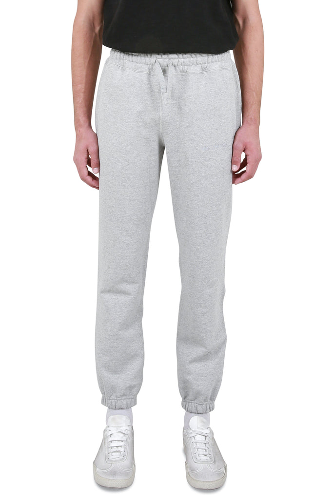 French Terry Sweatpants - Heather Grey