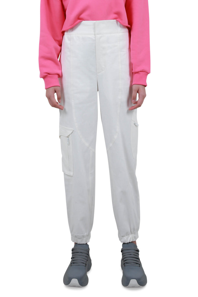 The Cotton Cargo Trousers