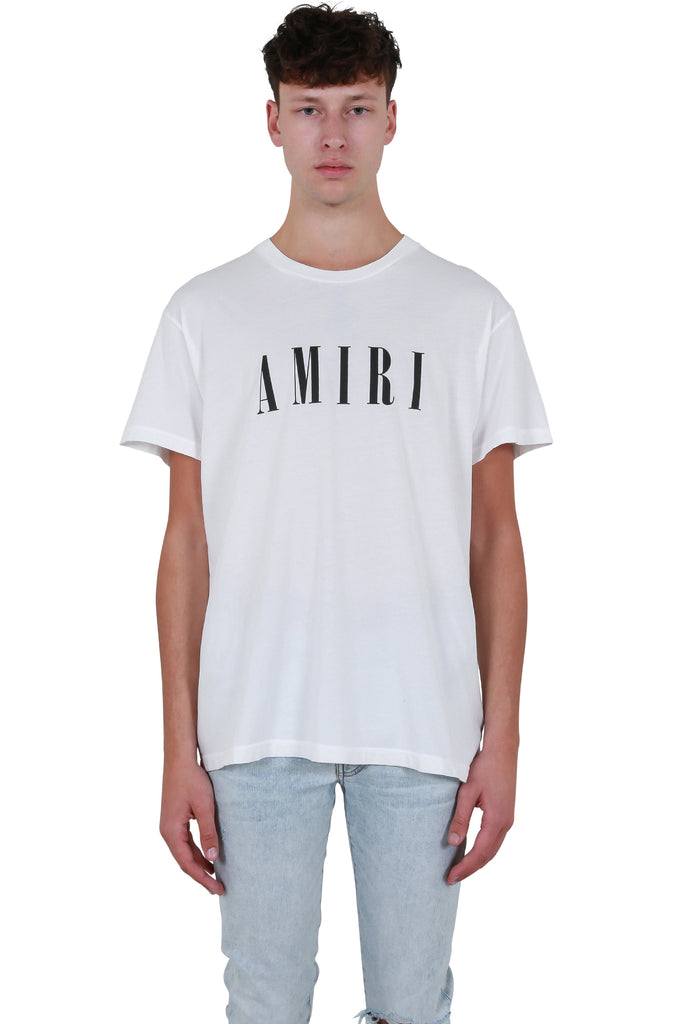 AMIRI Core T-shirt - Ivory/Black