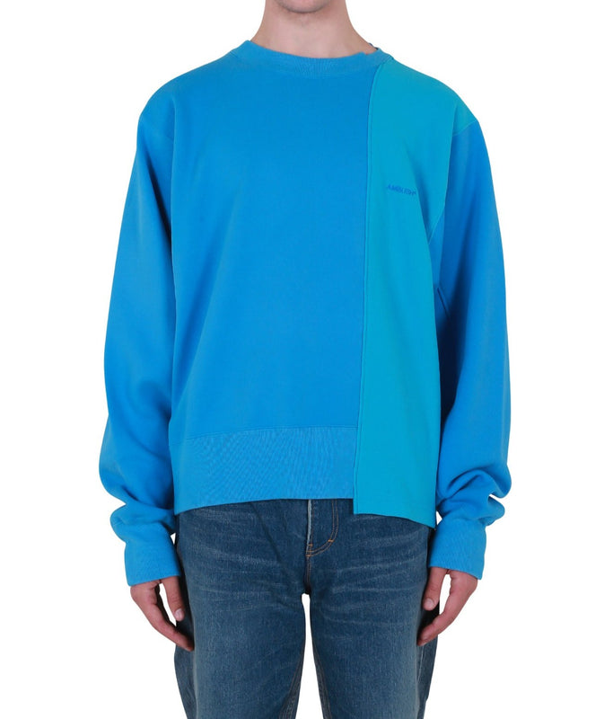 Mix Sweatshirt - Blue
