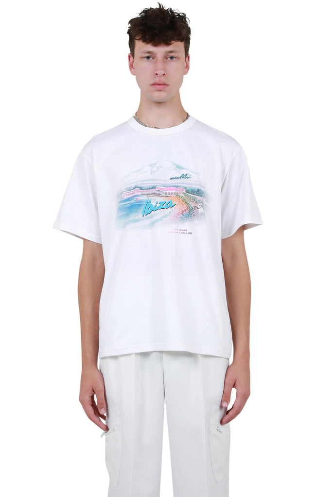 The View T-shirt - Off-White