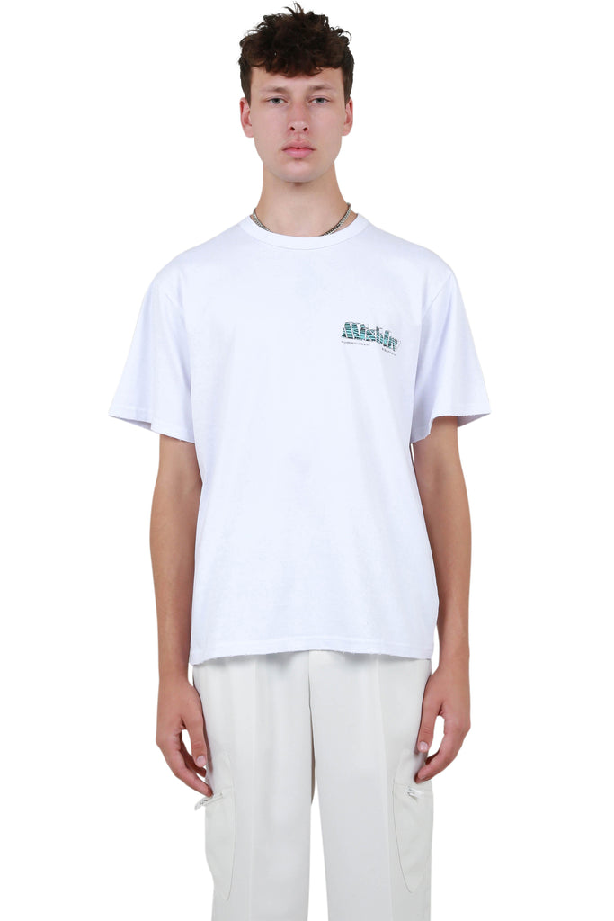 The MBH Hotel & Spa T-shirt - White