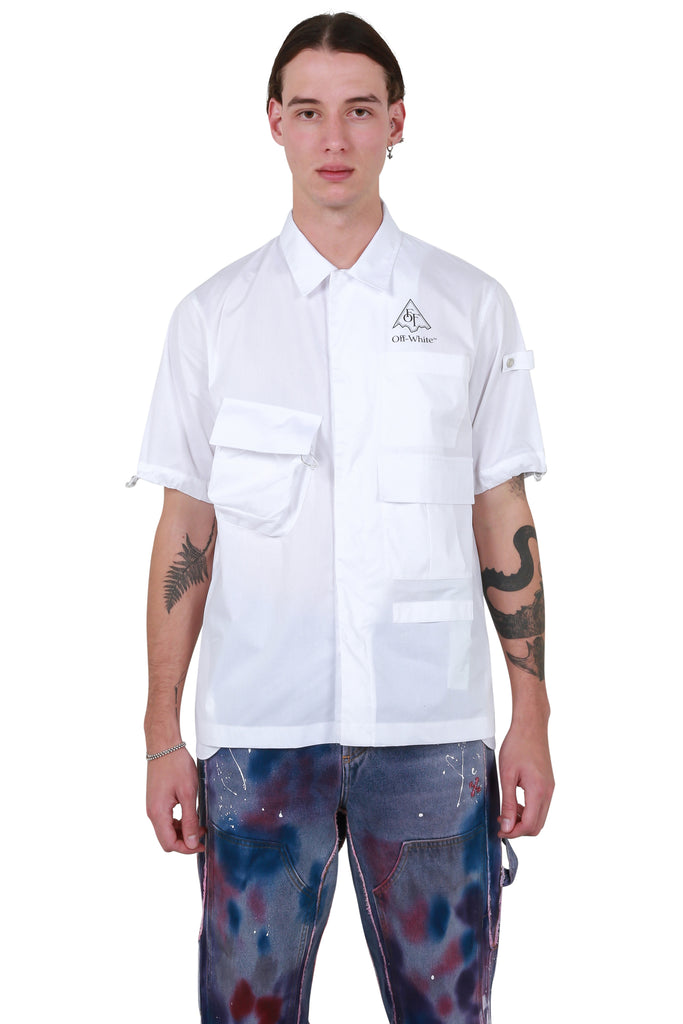 Vertical Climb Voyager Shirt - White