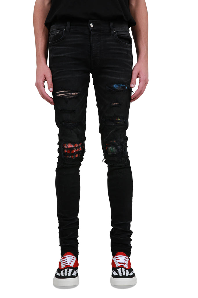 MX1 Jean Vintage Tee Animation Jeans - Black