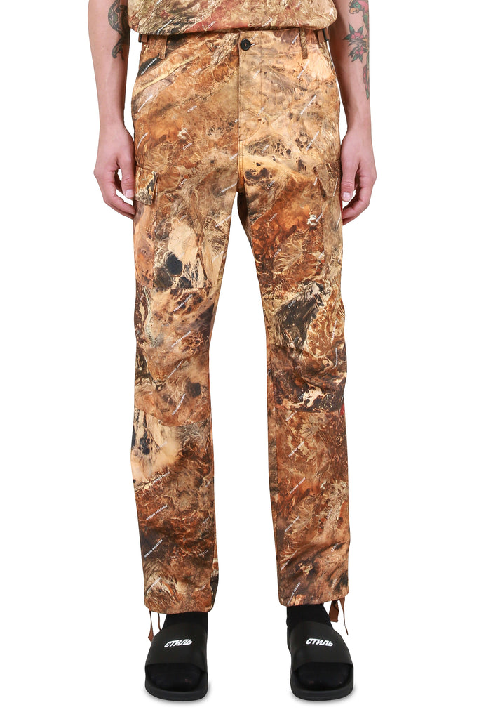 Red Tape Cargo Camo Pants