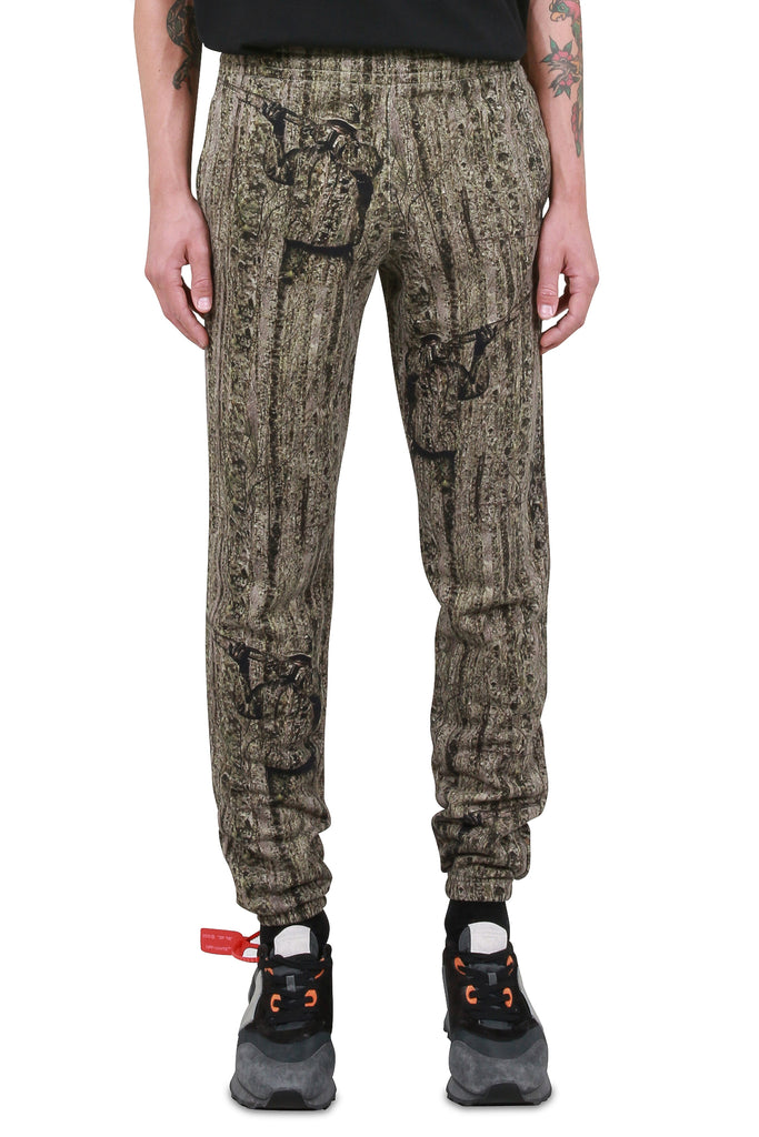 Camouflage Slim Sweatpants