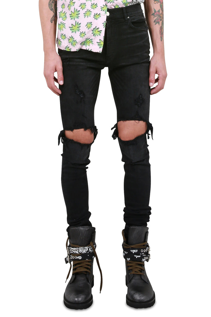 Thrasher Jeans - Aged Black