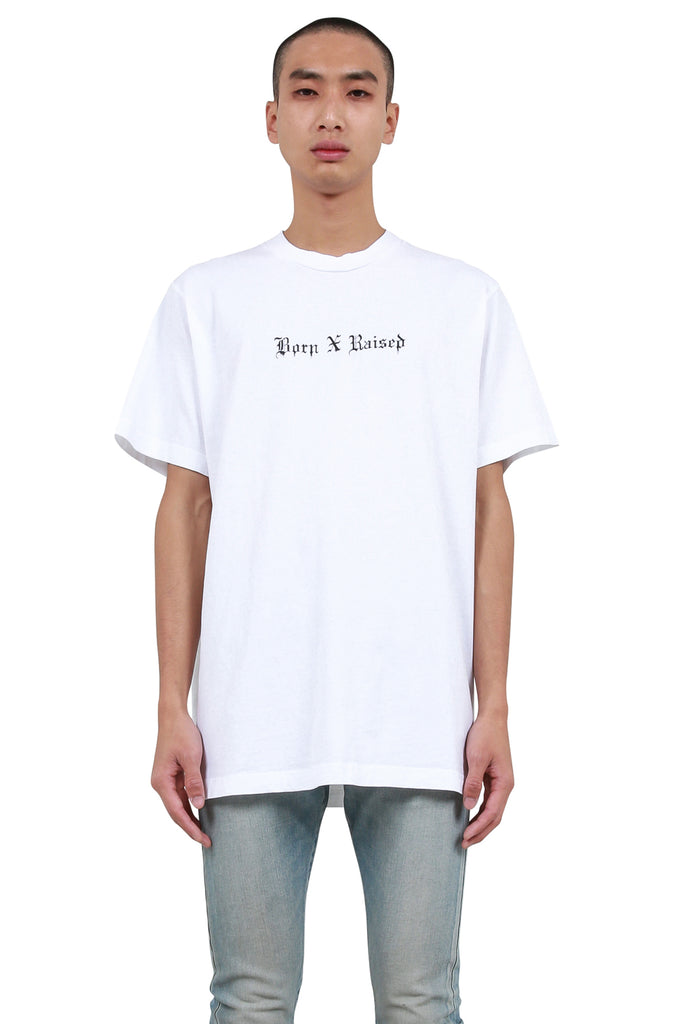 Dear Hell T-shirt - White