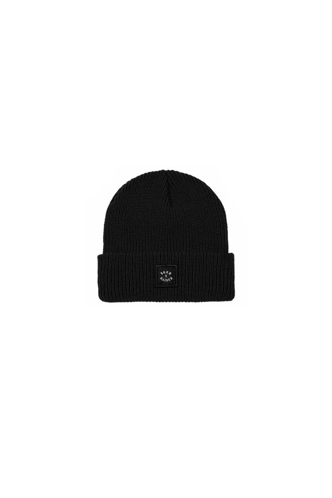 Born X Raised New Era Beanie - Black
