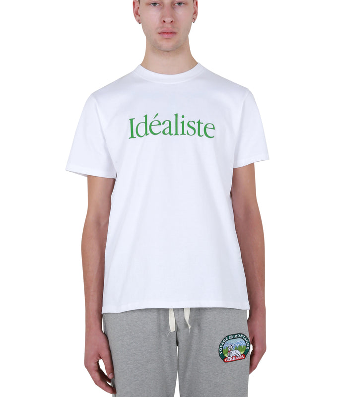 Idealiste Printed T-Shirt - White