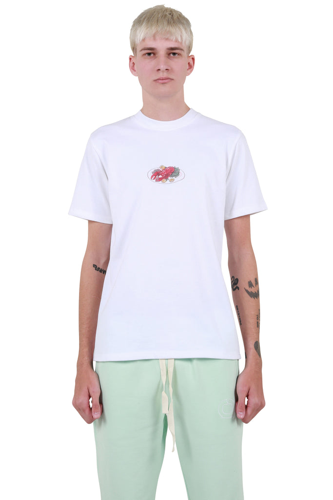 Lobster T-shirt - White