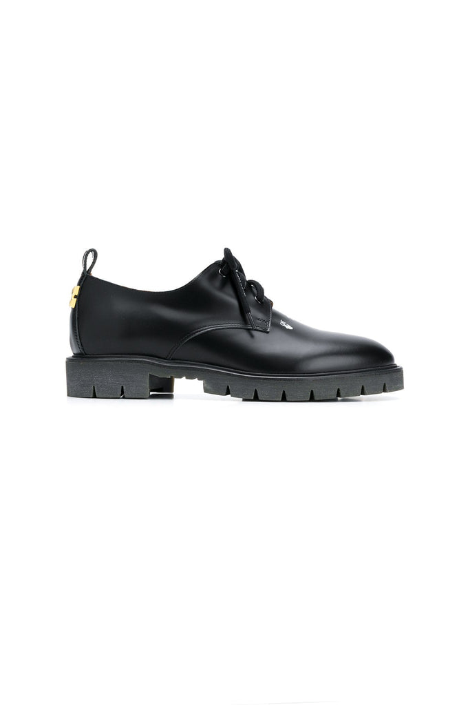 Derby Cross Shoes - Black