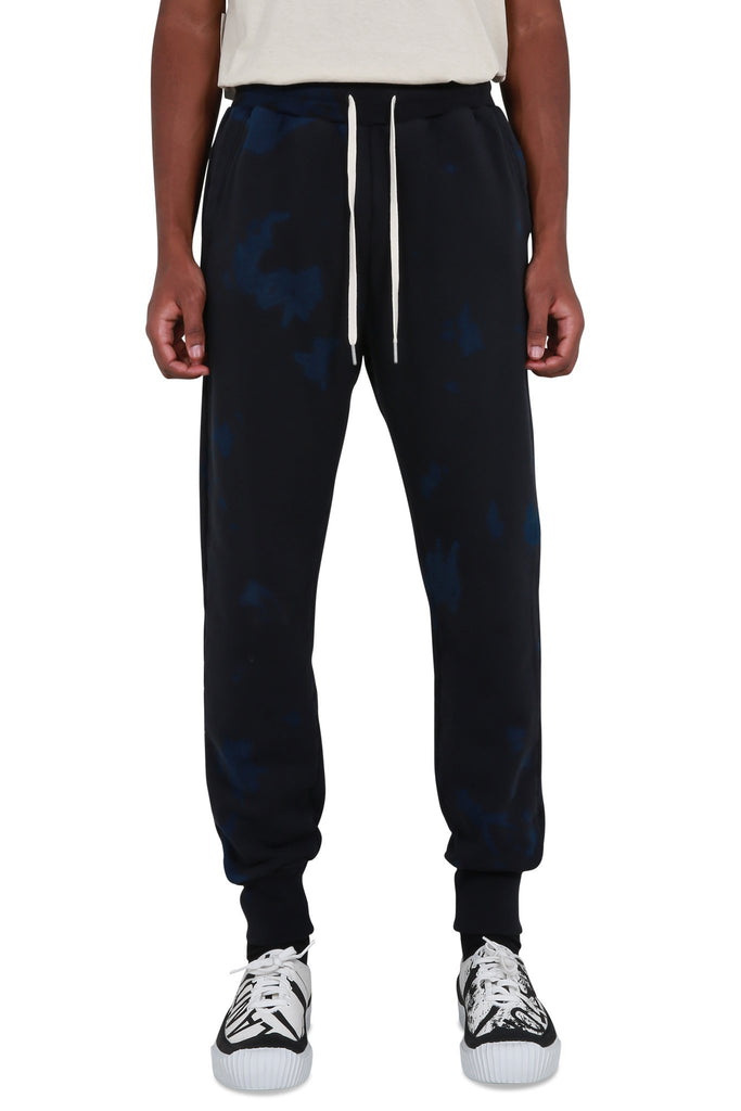 Double Dye Sweatpants - Indigo