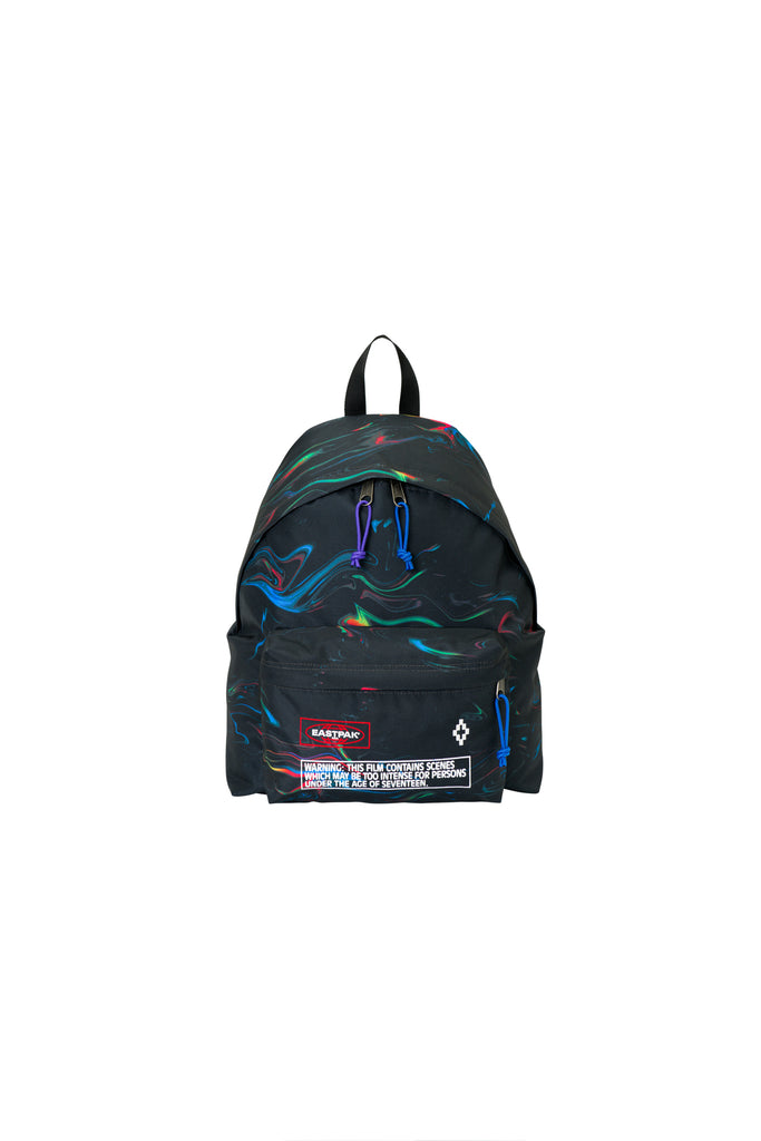 MARCELO BURLON: Eastpak Backpack - Black | LESSONS