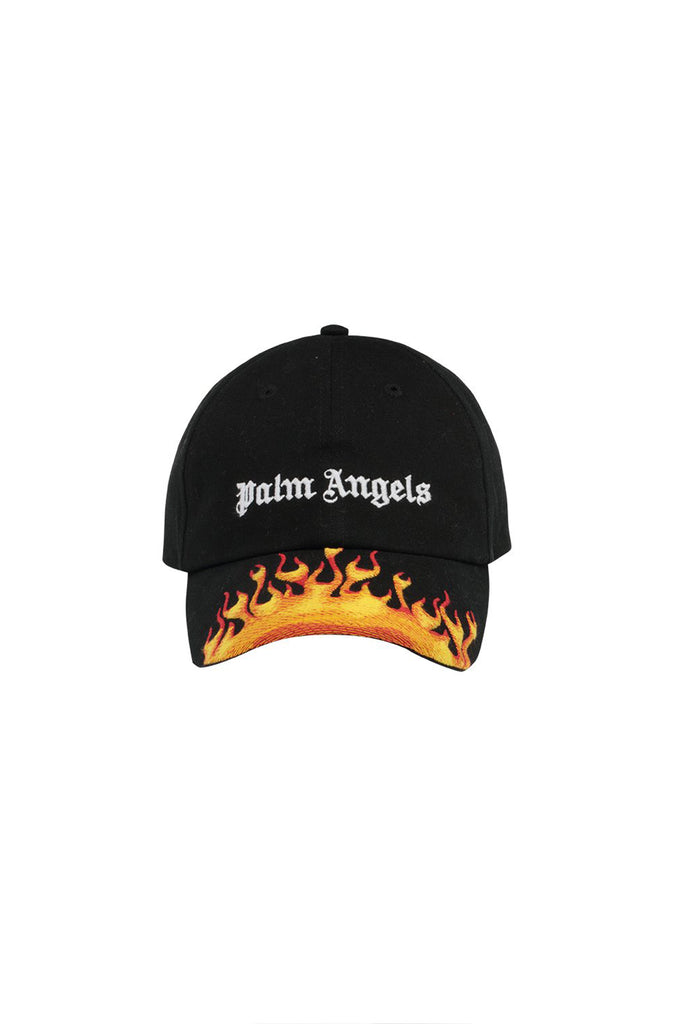 Burning Cap - Black