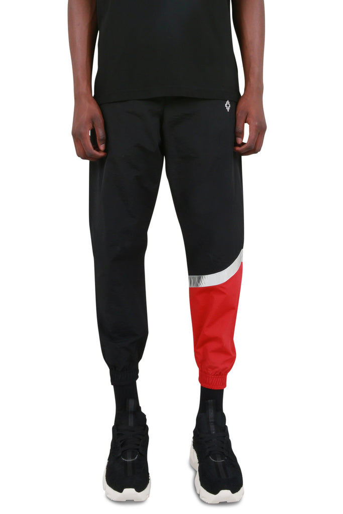 County Logo Pants - Black/Multicolor