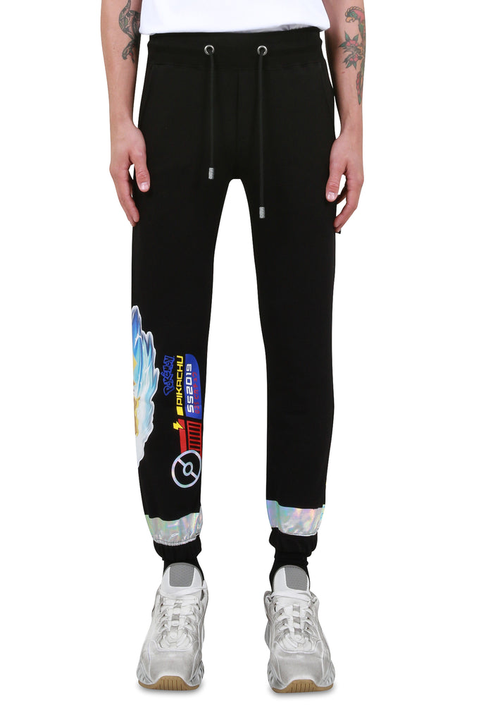 Pikachu Sweatpants - Black