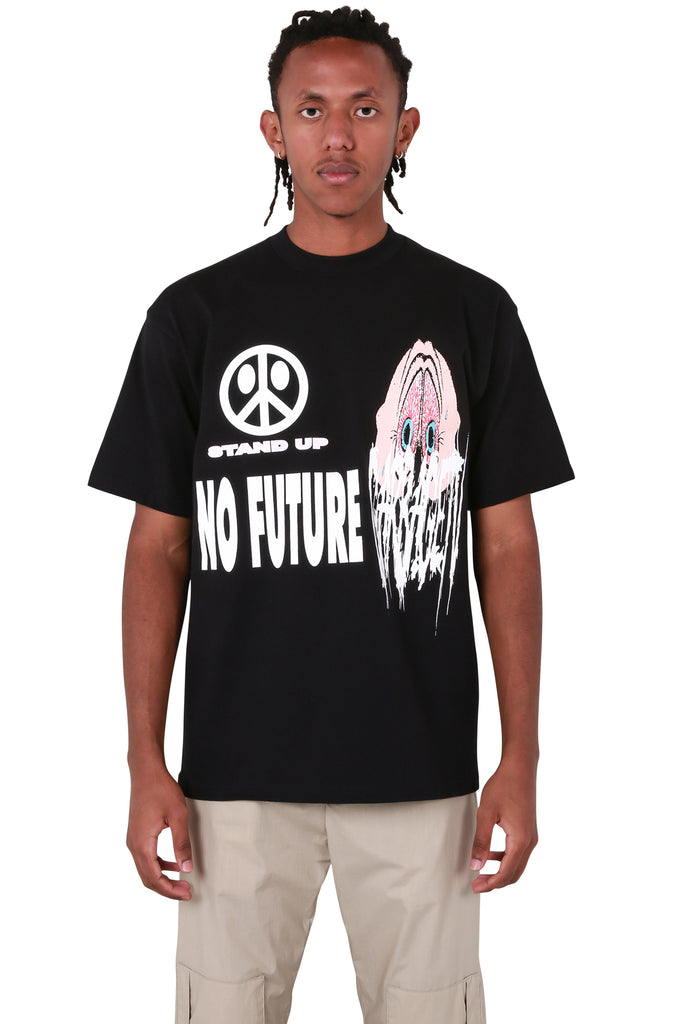 Whos Future T-shirt - Black