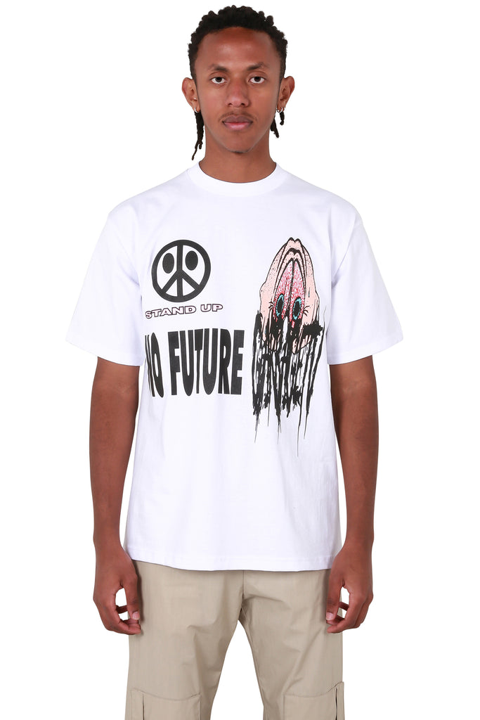 Whos Future T-shirt - White