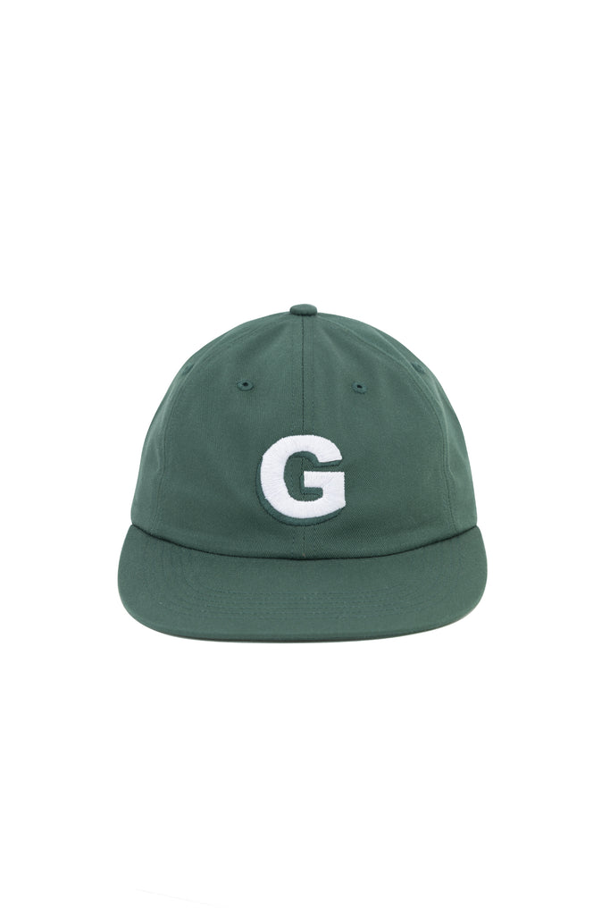 3D G 6 Panel Hat - Green