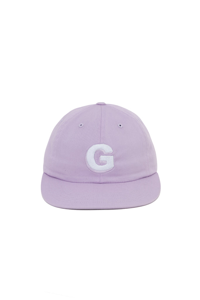 3D G 6 Panel Hat - Lavender