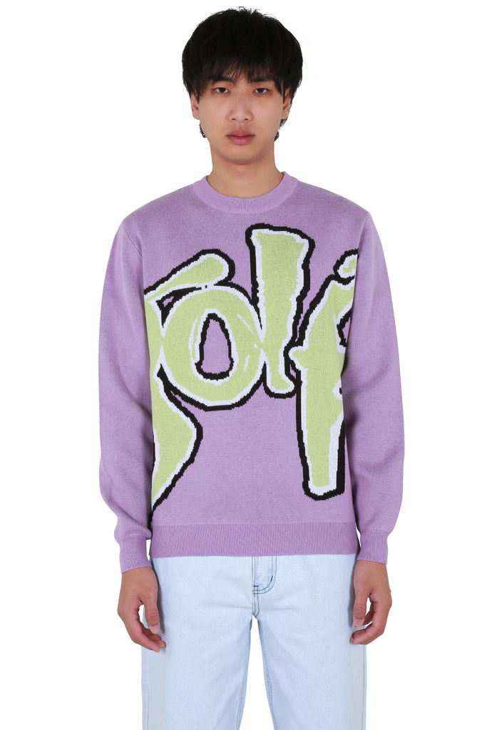 Safari Sweater - Lavender