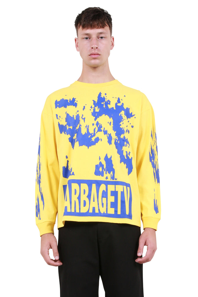 Roberts Dream Long Sleeve - Yellow