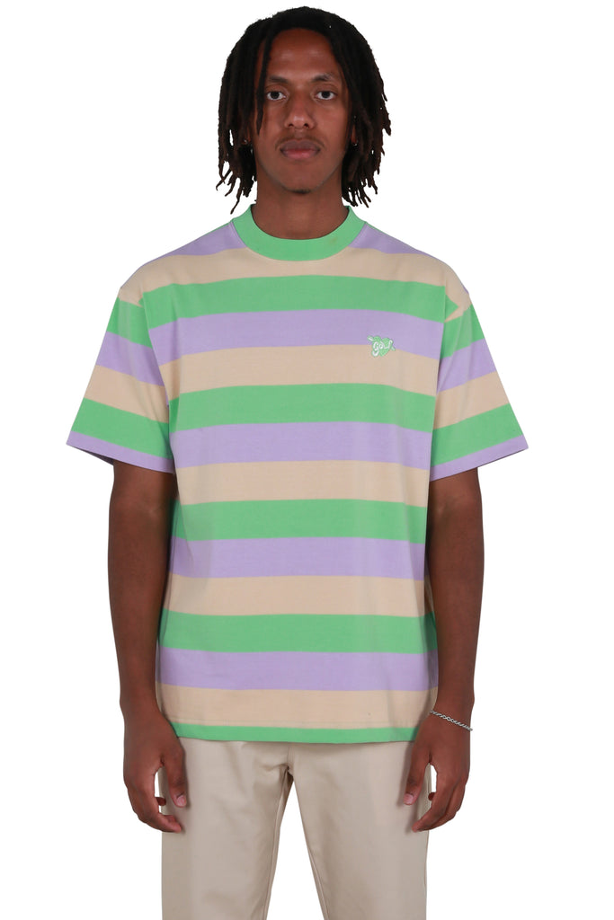 Cupid Striped T-shirt - Green