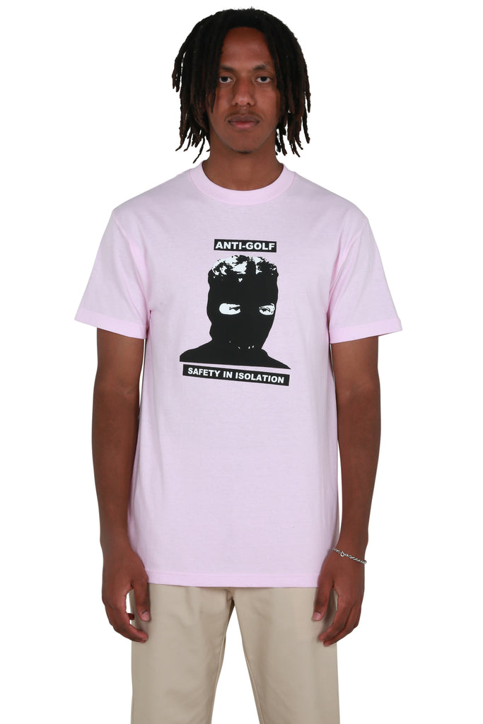 Isolation T-shirt - Pink