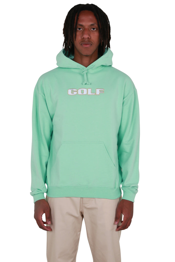 No Strings Hoodie - Mint