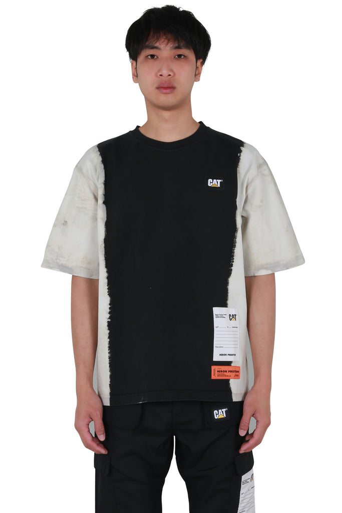 Heron Preston x Caterpillar Regular T-shirt - Phantom White