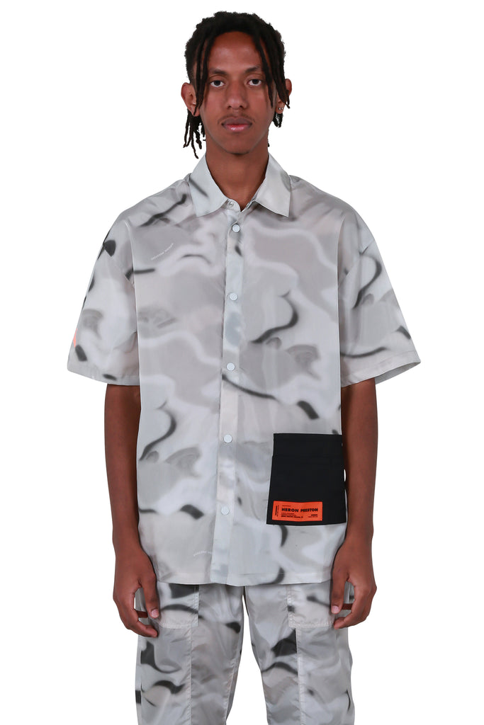 Pocket Shirt - Camo Multi