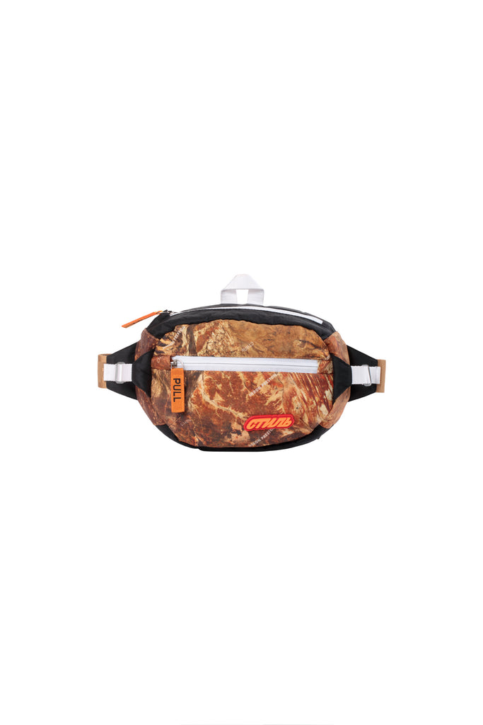 HERON PRESTON: CTNMB Padded Fanny Pack - Camo | LESSONS
