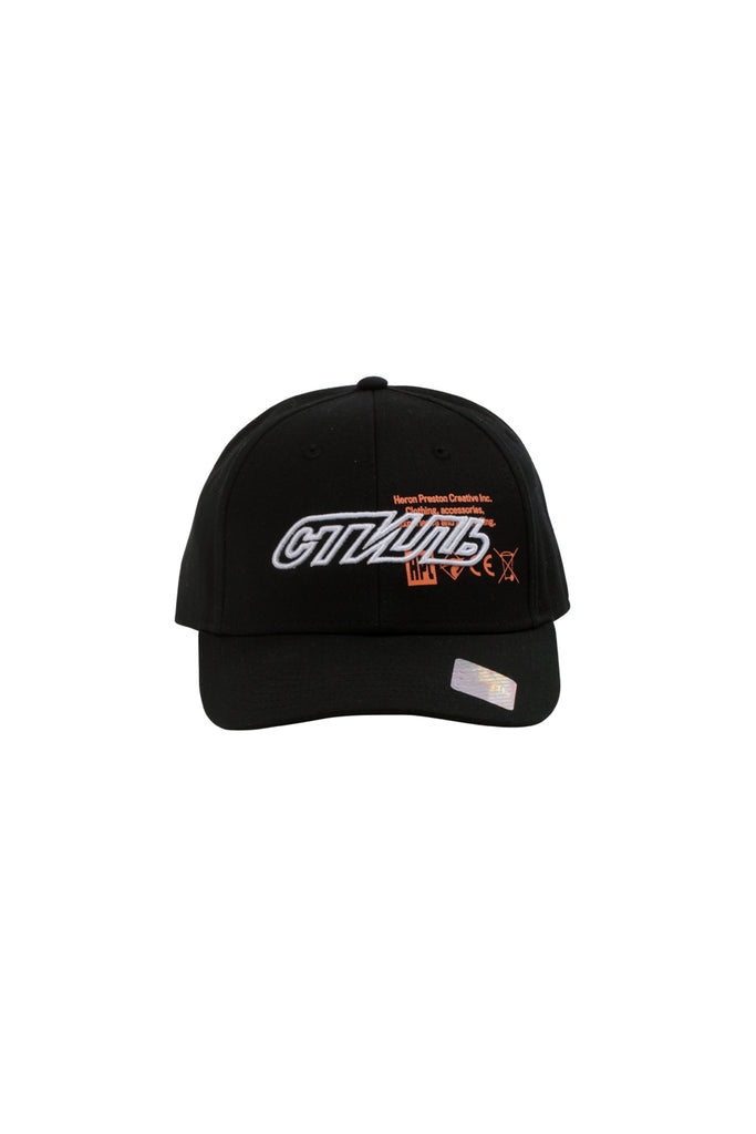 CTNMB Stamp Baseball Cap - Black